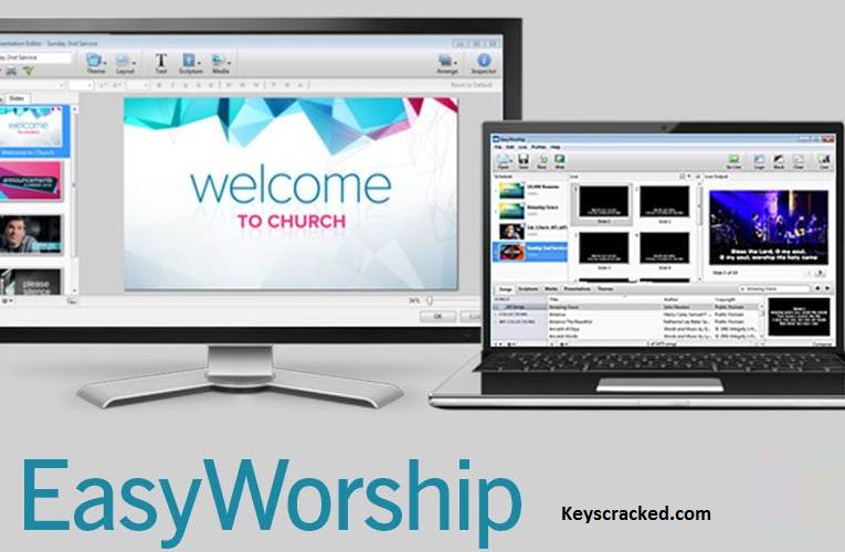 EasyWorship Pro 7.1.4.0 Crack + License Key Plus Serial Number Download