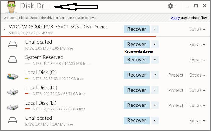 Disk Drill Key