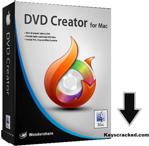 Wondershare DVD Creator 6.5.4 Crack And Registration Code 2020 [Latest]