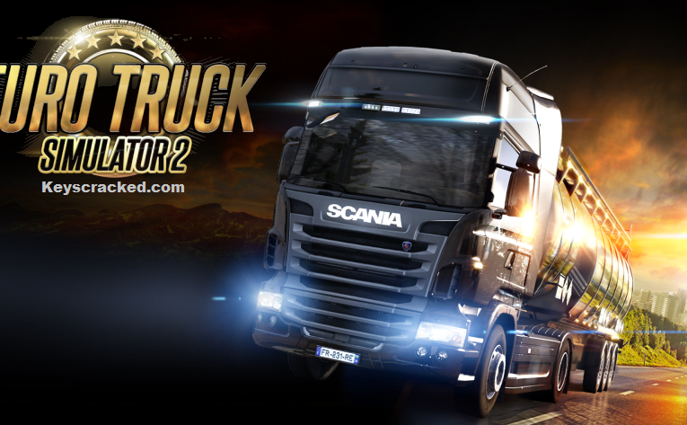 Euro Truck Simulator 2 Crack Plus Full Product Key New Update 2020