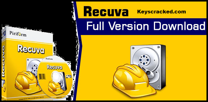Recuva Pro 1.53.1087 Crack With Serial Key Free Download [Torrent]