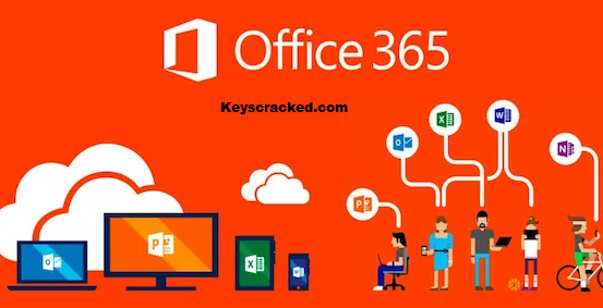 Microsoft Office 365 Crack + Product Key [Lifetime] Latest 2021 Download