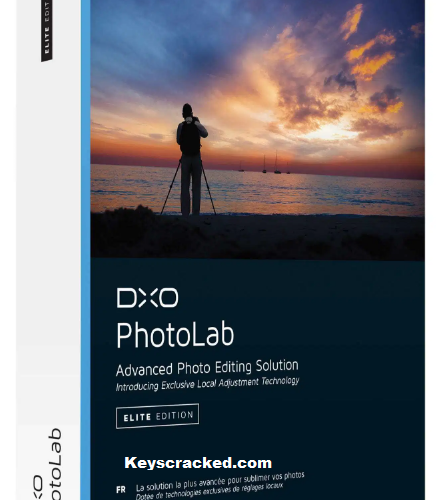DxO PhotoLab 4.1.1.4479 Crack + Activation Code (Latest 2021) For Download