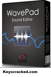 WavePad Sound Editor 12.23 Crack + Full Registration Code & Key [2021]
