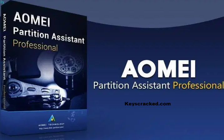 AOMEI Partition Assistant 9.2 Crack With Patch Key 2021 Latest Version Download
