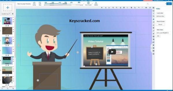 Focusky Key