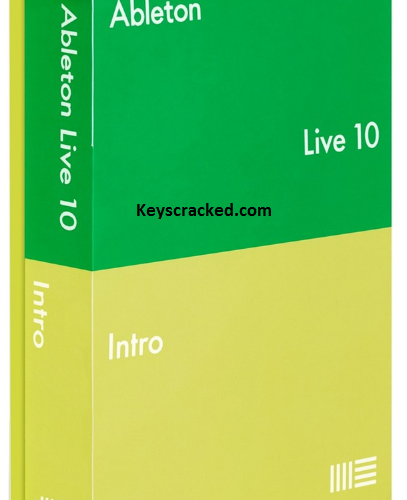 Ableton Live 11.0.2 Cracked Full Keygen Latest Version 2021 Here