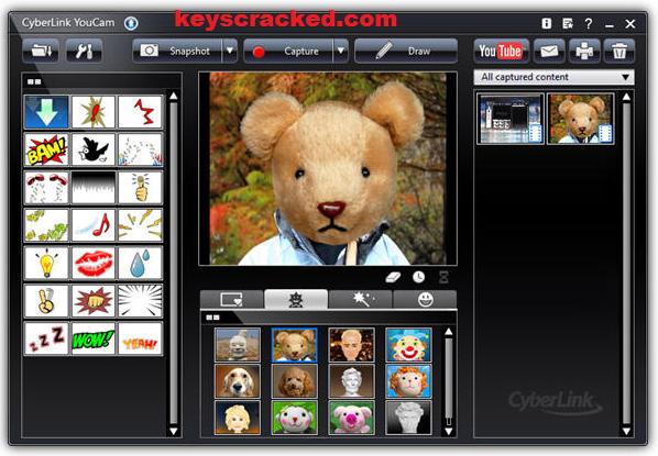 CyberLink YouCam Key