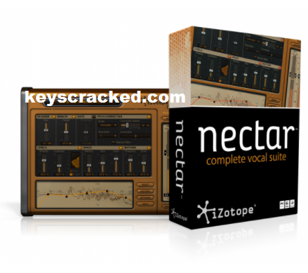 iZotope Nectar 3.3.0 Crack + Full Torrent Free Download 2021 [Key]