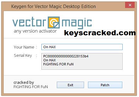 Vector Magic Key