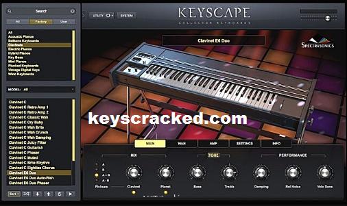 Keyscape Key