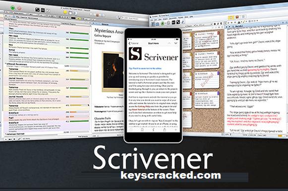 Scrivener Key