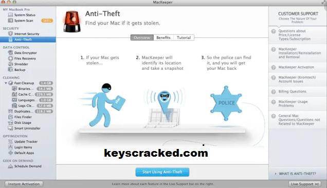 MacKeeper Pro Key